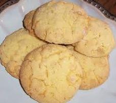 Recipe – Butter Cookies