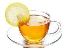 Recipe – Lemon Tea