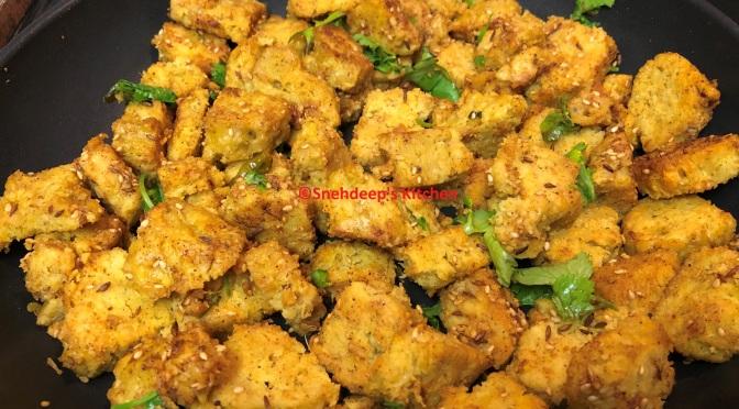 Recipe – Lauki Muthiya