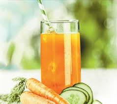Recipe – Carrot Cucumber Juice