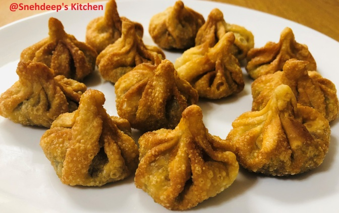 Recipe – Fried Momos