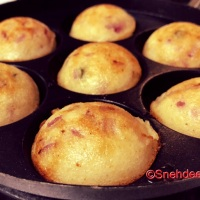Recipe – Rice Appe / Rice Appam