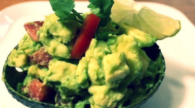 Recipe – Avocado Salad