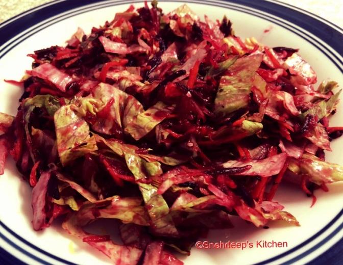Recipe – Beetroot Salad