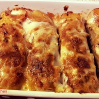 Recipe - Mexican Vegetarian Enchiladas