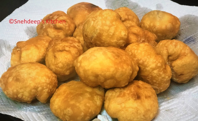 Recipe – Khasta Pyaaz Kachori