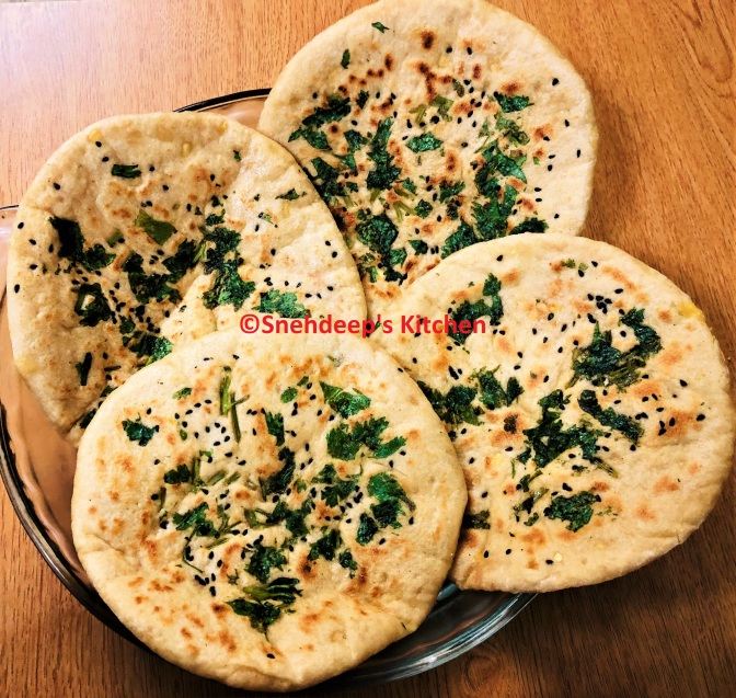 Recipe – Easy Homemade Paneer Kulcha