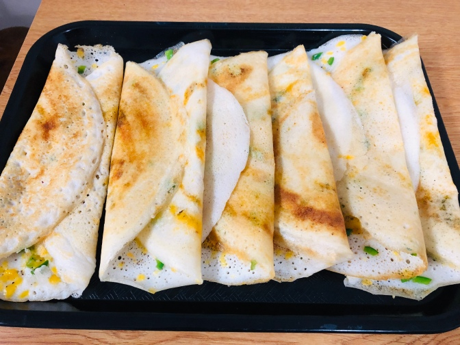 Recipe – Chili Cheese Dosa