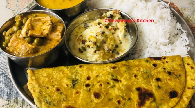 Daily Lunch/Dinner Thali – 4