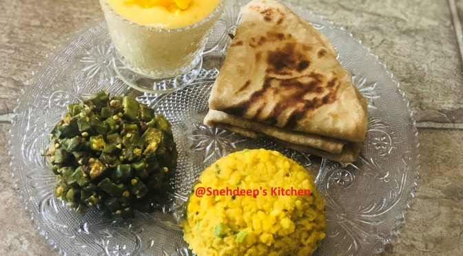 Daily Lunch/Dinner Thali